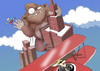 Cartoon: King Kong... (small) by berk-olgun tagged king,kong