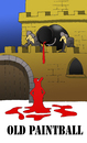 Cartoon: OLD PAINTBALL... (small) by berk-olgun tagged old,paintball