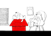 Cartoon: Snoopy Syndrome... (small) by berk-olgun tagged snoopy,syndrome