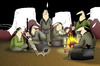 Cartoon: The Last Mohicans... (small) by berk-olgun tagged the,last,mohicans