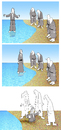 Cartoon: The Miracle.. (small) by berk-olgun tagged the miracle
