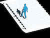 Cartoon: Writer... (small) by berk-olgun tagged writer