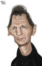 Cartoon: LIAM NEESON (small) by Marian Avramescu tagged mmmmmmmmmmm