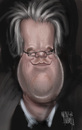 Cartoon: Philip Seymour Hoffman ! (small) by Marian Avramescu tagged mmmmmmmmmmm