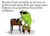 Cartoon: frog on stage (small) by jenapaul tagged frog,piano,frosch,humor,satire,musik,music