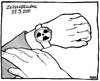 Cartoon: Zeitumstellung 27.3.2011 (small) by derMattes tagged zeitumstellung