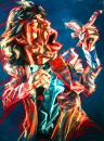 Cartoon: Mick Jagger 2. (small) by Tonio tagged caricature,portrait,rolling,stones,singer,usa,mick,jagger