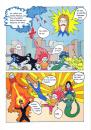 Cartoon: Tre Kroner Girls 10von20 (small) by Nk tagged skandinavien,scandinavia,oslo,action,hero,superheld,girl