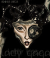 Cartoon: Lady Gaga (small) by veve tagged actress,lady,gaga,awards,celebrity,famous