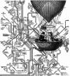 Cartoon: no title (small) by zu tagged traffic,balloon