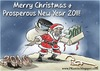 Cartoon: Happy NewYear! (small) by Popa tagged hny