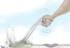 Cartoon: Reconciliation (small) by Popa tagged love,peace,conflict,war,massacre,bloodshed