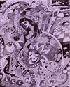 Cartoon: TERAPEUTICDRAWIN (small) by GOYET tagged drawin womed surreal