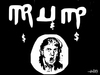 Cartoon: Trump for TRUMP (small) by yllifinearts tagged trump,donald