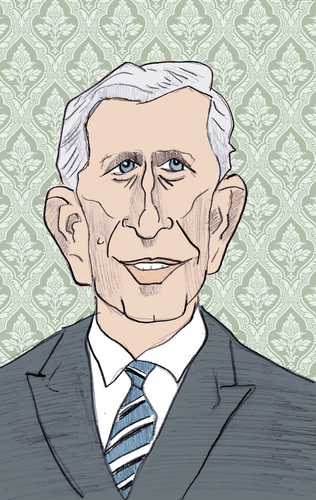Cartoon: Prince Charles (medium) by Liam tagged royal,family