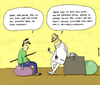 Cartoon: As Time Goes By (small) by comicpiero tagged homöopathie,globuli,homeopath,anamnese,doktor,arzt,untersuchung,erstverschlimmerung,zeit