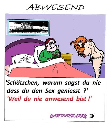 Deutscher Sex-Cartoon