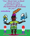 Cartoon: Dutch Pedro (small) by cartoonharry tagged zwartepiet,holland,blackpedro,dutch