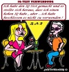 Cartoon: IQ (small) by cartoonharry tagged iq,test