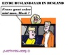 Cartoon: Ruslandjaar Einde (small) by cartoonharry tagged alex,maxima,mark,frans,rusland