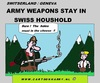 Cartoon: Swiss Army Weapons (small) by cartoonharry tagged switserland swiss weapons army houshold cartoon comic comics comix artist man soldier reservist drawing cartoonist cartoonharry dutch toonpool toonsup facebook hyves linkedin buurtlink deviantart