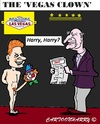 Cartoon: The Vegas Clown (small) by cartoonharry tagged sun,harry,lasvegas,nude,cartoon,cartoonist,cartoonharry,dutch,toonpool
