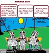 Cartoon: Vorbei (small) by cartoonharry tagged vorbei