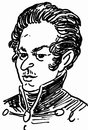 Cartoon: Young Karl Marx (small) by Zombi tagged karl,marx