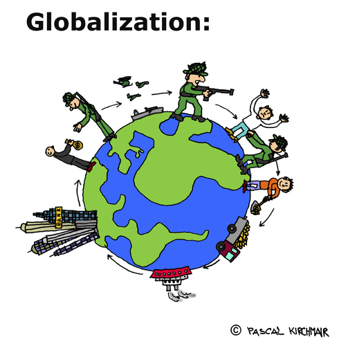 economic of globalization This study was carried out to investigate the effect of economic globalization on economic growth in oic countries furthermore, the study examined the effect of complementary policies on the growth effect of globalization it also investigated whether the growth effect of globalization depends on the income.
