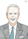 Cartoon: Joe Biden (small) by Pascal Kirchmair tagged sleepy,joe,biden,washington,usa,president,präsident,potus,white,house,america,united,states,make,illustration,drawing,zeichnung,pascal,kirchmair,political,cartoon,caricature,karikatur,ilustracion,dibujo,desenho,ink,disegno,ilustracao,illustrazione,illustratie,dessin,de,presse,du,jour,art,of,the,day,tekening,teckning,cartum,vineta,comica,vignetta,caricatura,kunst,politiker,politician,politics,biography,biographie,promises,to,keep,promise,me,dad,hope