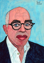 Cartoon: Michael Wolff (small) by Pascal Kirchmair tagged michael,wolff,fire,and,fury,inside,the,trump,white,house,caricature,illustration,ilustracion,pascal,kirchmair,portrait,retrato,ritratto,drawing,dibujo,desenho,disegno,ilustracao,illustrazione,illustratie,zeichnung,dessin,du,jour,art,of,day,tekening,teckning,cartum,cartoon,vineta,comica,vignetta,caricatura,karikatur,aquarell,watercolour,watercolor,ink
