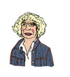 Cartoon: Portrait Competition (small) by Pascal Kirchmair tagged bookstore