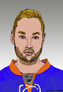 Cartoon: Thomas Vanek (small) by Pascal Kirchmair tagged digital,national,league,thomas,vanek,nhl,islanders,ice,hockey,eishockey,karikatur,cartoon,zeichnung,new,york,austria,österreich