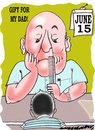 Cartoon: Fathers Day Gift (small) by kar2nist tagged june15th,fathers,day,gift