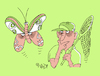Cartoon: eyes (small) by mitya_kononov tagged mityacartoon