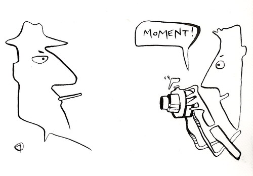 Cartoon: MOMENT (medium) by Kestutis tagged photography,kestutis,lithuania,moment