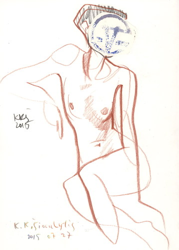 Cartoon: Other thoughts (medium) by Kestutis tagged sketch,kestutis,lithuania,thoughts,art,kunst,dada