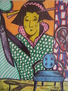 Cartoon: grand  opera (small) by odinelpierrejunior tagged picture,image,figure,portrait,design,art