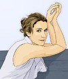 Cartoon: Celine Dion (small) by cartoon photo tagged cartoon photo celine dion singer canada cartoonized cartoonization