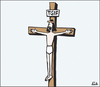 Cartoon: tgif (small) by gibby9 tagged god,as,concept