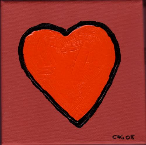 Cartoon: Feelings III - Love (medium) by comic-chris tagged emotion,love,paintings,colour,liebe