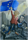 Cartoon: Revolution (small) by luka tagged europe