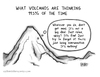 Cartoon: Rumblings (small) by a zillion dollars comics tagged nature,psychology,emotions