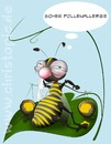 Cartoon: Crappy pollen allergy (small) by KryCha tagged pollenallergie,pollen,allergy