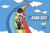 Cartoon: FOREVER YOUNG (small) by Riko cartoons tagged riko marco simoncelli super sic
