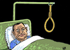 Cartoon: MUBARAK TRIAL... (small) by Vejo tagged mubarak,trial,egypt