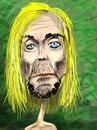 Cartoon: ... (small) by to1mson tagged iggy,pop,song,music,muzyka
