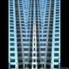 Cartoon: MoArt - Building Abstract 2_3 (small) by MoArt Rotterdam tagged rotterdam,moart,moartcards,building,gebouw,flat,abstract,buildingabstract,weenatoren