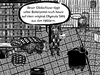 Cartoon: retro (small) by bob schroeder tagged obdachlos retro lebensart stil qualitaet