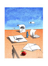 Cartoon: Baum2 (small) by Mehmet Karaman tagged baum,umwelt,natur